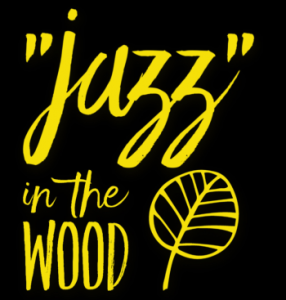 Jazz in the Wood logo